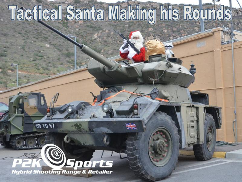 FV721 FOX for Tactical Santa