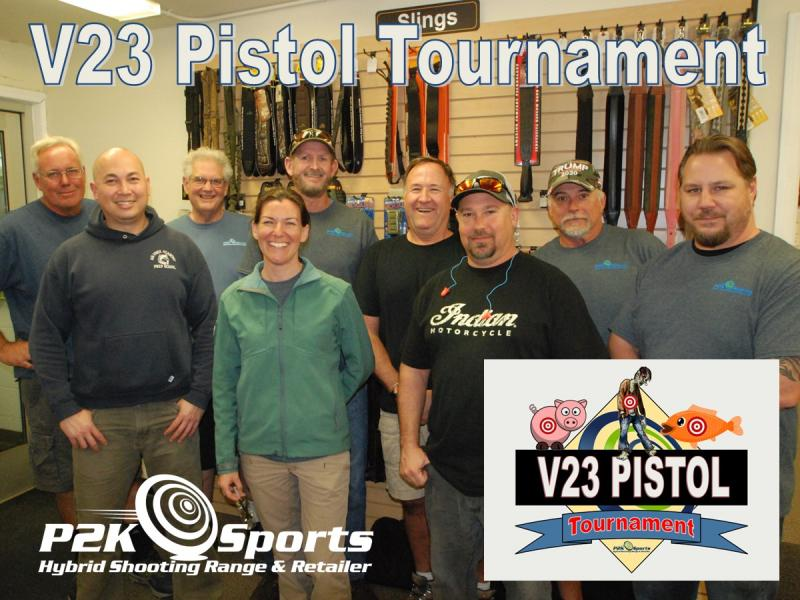 V23 Pistol Tournament Photo 1