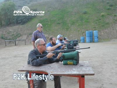 P2K Lifestyle Intro to Rifle