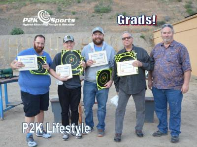P2K Lifestyle Intro to Rifle Grads