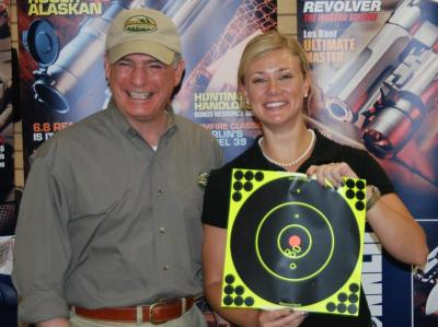 NSSF Media Day at P2K Range 2009