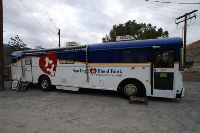 """Aim to Save a Life"" SD Blood Bank"