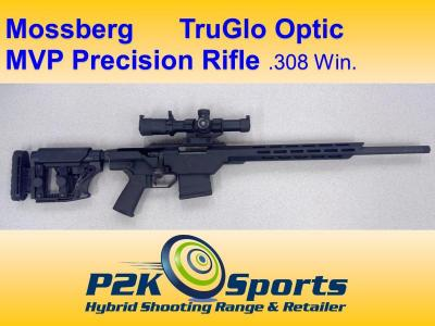 Mossberg MVP Precision Rifle with TruGlo Optic