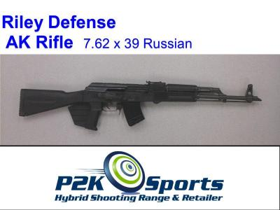 Riley Defense AK Rifle