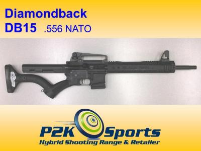 Diamondback DB15