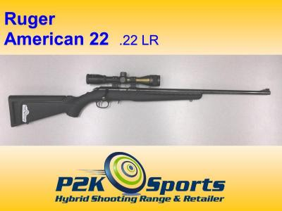 Ruger American 22