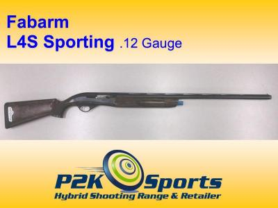 Fabarm L4S Sporting