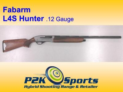 Fabarm L4S Hunter
