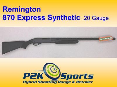 Remington 870 Synthetic 20GA