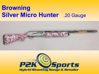 Browning Silver Micro
